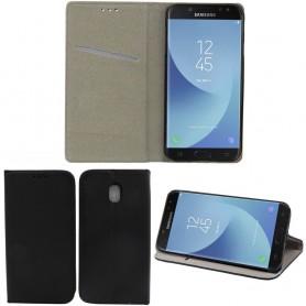 Moozy Smart Magnet FlipCase Samsung Galaxy J3 2017 fodral skydd mobilskal