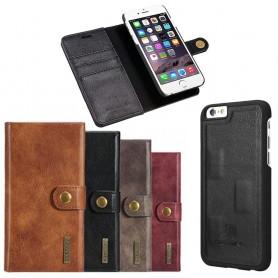 Mobilplånbok Magnetisk DG-Ming Apple iPhone 6 plus / 6S+ mobilskal fodral