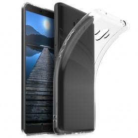 Huawei Mate 10 Pro Silikon skal Transparent mobilskal skydd