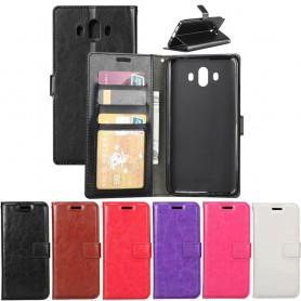 Mobilplånbok 3-kort Huawei Mate 10 mobilskal fodral