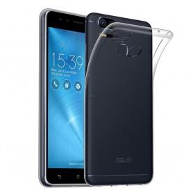 Asus Zenfone Zoom S ZE553KL Silikon skal Transparent