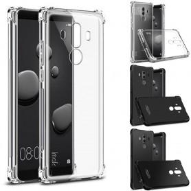 IMAK shockproof silikon skal Huawei Mate 10 Pro mobilskal skydd