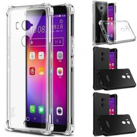 IMAK Shockproof silikon skal HTC U11 Plus mobilskal