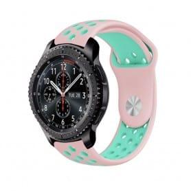 EBN Sport Armband Samsung Gear S3 rosa-mint