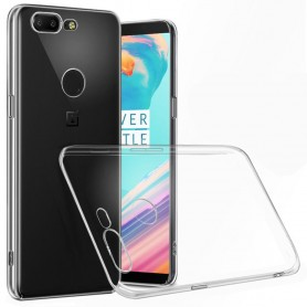 Clear Hard Case OnePlus 5T