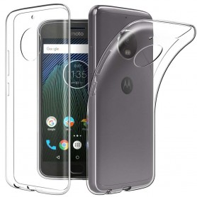 Motorola Moto G5S Silikon skal Transparent mobilskal