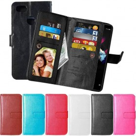 Mobilplånbok Dubbelflip Flexi Huawei Honor 7X mobilskal CaseOnline.se