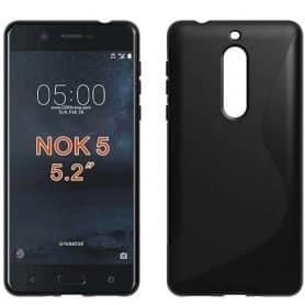 Mobilskal S Line silikon skal Nokia 5