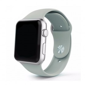 Apple Watch 42mm Sportband-Mörkgrå