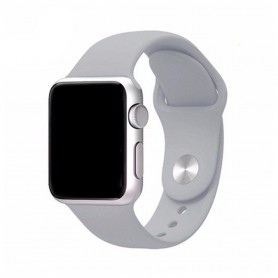 Apple Watch 38mm Sportband-Grå