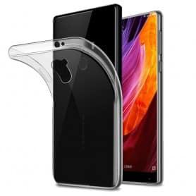 Xiaomi Mi Mix 2 Silikon skal Transparent mobilskal