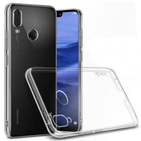 IMAK Clear Hard Case Huawei P20 Lite mobilskal transparent skydd