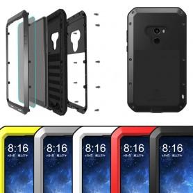 LOVE MEI Powerful Xiaomi Mi Mix 2 stålskal powerful mobilskal