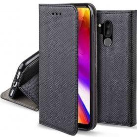 Moozy Smart Magnet FlipCase LG G7 ThinQ G710EM mobilskal fodral