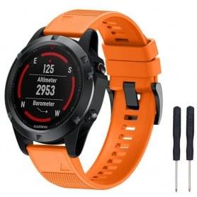 Sport Armband Garmin Fenix 5 / Forerunner 935-Orange