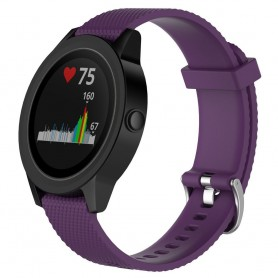 Sport Armband Garmin VivoActive 3 - Lila