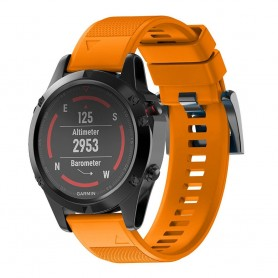 Sport Armband Garmin Fenix 3 / 5X (orange)
