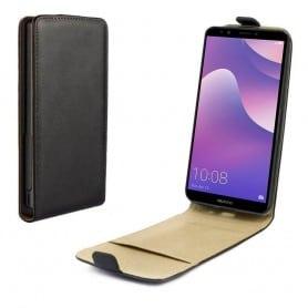 Sligo Flexi FlipCase Huawei Y7 2018 mobilskal