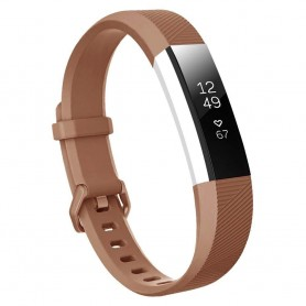 Sport Armband till Fitbit Alta HR - Brun