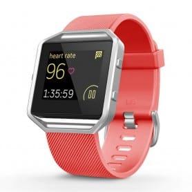 Sport Armband till Fitbit Blaze - Röd