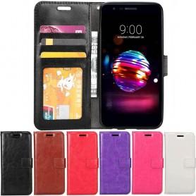 Mobilplånbok 3-kort LG K11 (2018) mobilskal fodral