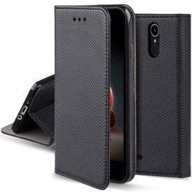 Moozy Smart Magnet FlipCase LG K11 2018 mobilskal caseonline