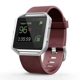 Sport Armband till Fitbit Blaze - Brun