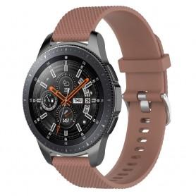 Sport Armband Samsung Galaxy Watch 46mm-Brun