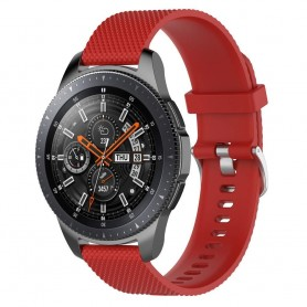 Sport Armband Samsung Galaxy Watch 46mm-Röd