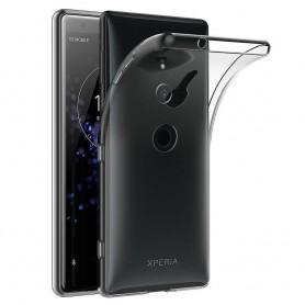 Sony Xperia XZ3 Silikon skal Transparent mobilskal