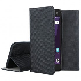 Moozy Smart Magnet FlipCase ZTE Blade V8 mobilskal fodral