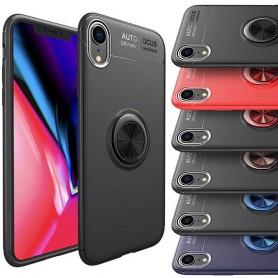 """Slim Ring Case Apple iPhone XR (6,1"""") mobilskal caseonline"""