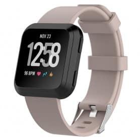 Sport Armband till Fitbit Versa - Beige