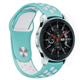 EBN Sport Armband Samsung Galaxy Watch 46mm-Mint/vit