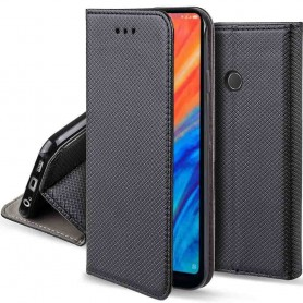 Moozy Smart Magnet FlipCase Xiaomi Mi Mix 2s mobilskal