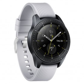 Sport Armband RIB Samsung Galaxy Watch 42mm - Grå (S)