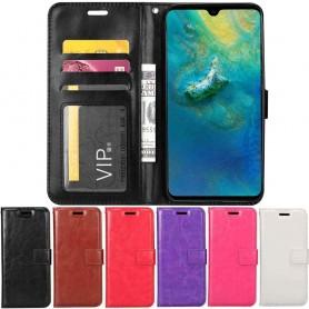 Mobilplånbok 3-kort Huawei Mate 20 (HMA-L29)
