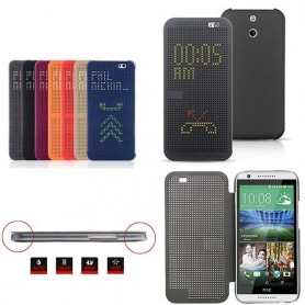 Dot View Case HTC One E8