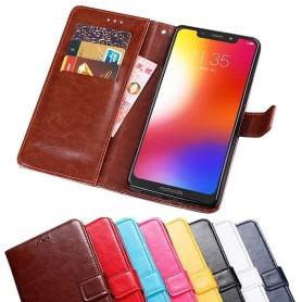 Mobilplånbok 3-kort Motorola ONE fodral mobilskal caseonline