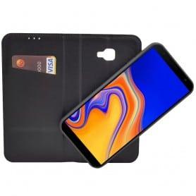 Mobilplånbok Vennus Twin Case 2i1 Samsung Galaxy J4 Plus (SM-J415F) mobilskal skydd