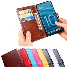 Mobilplånbok 3-kort Samsung Galaxy S10 (SM-G973)