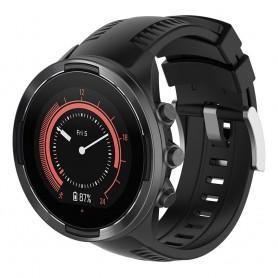 Sport Armband till Suunto 9 Baro - Svart klockarmband caseonline