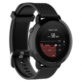 Sport Armband till Suunto 3 Fitness - Svart