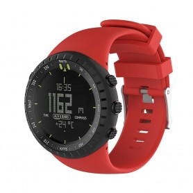 Sport Armband till Suunto Core ALL Black - Röd