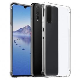 Shockproof silikon skal Huawei P30 mobilskal tpu transparent caseonline