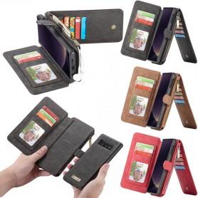 CaseMe-Multiplånbok-14-kort-Samsung-Galaxy-S10E-SM-G970F-fodral-väska-skal-caseonline