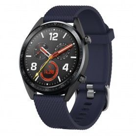 Sport Armband Huawei Watch GT/Magic/TicWatch Pro - MörkBlå