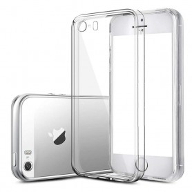 Apple iPhone 5C silikon skal transparent