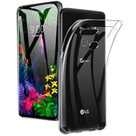 Silikon skal transparent LG G8 ThinQ (G820N)