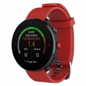 Sport Armband till Polar Vantage M - Röd